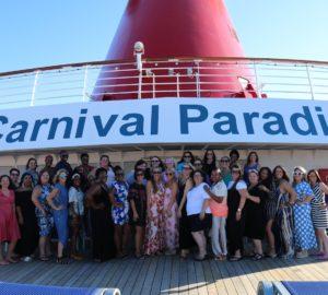 permission to hustle retreat 2018 carnival