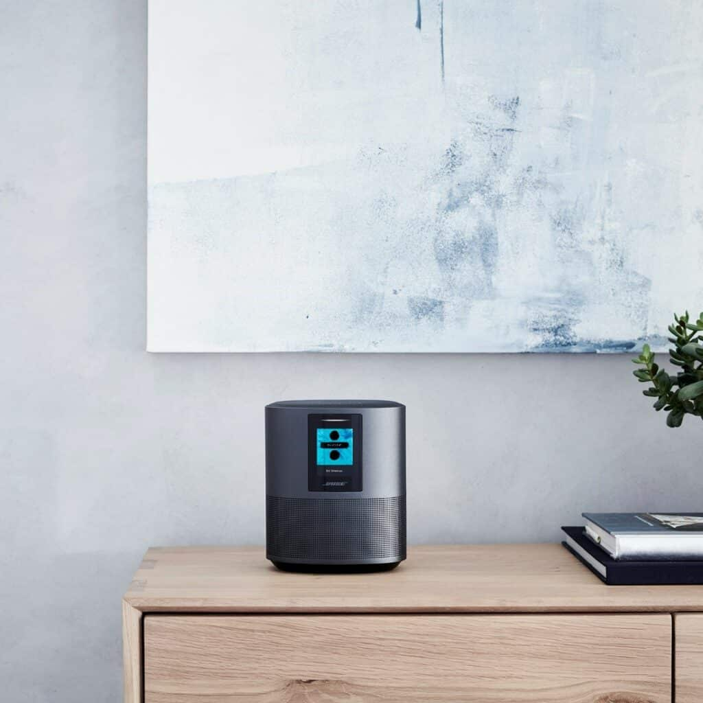 Bose Smart Home Speakers With Bass Module And Surround Sound Speaker
