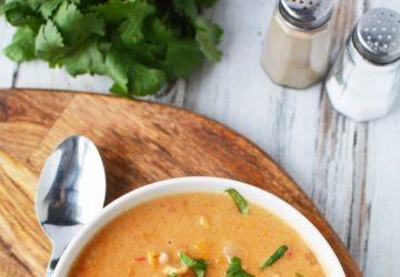 Slow Cooker Sweet Potato Stew Recipe