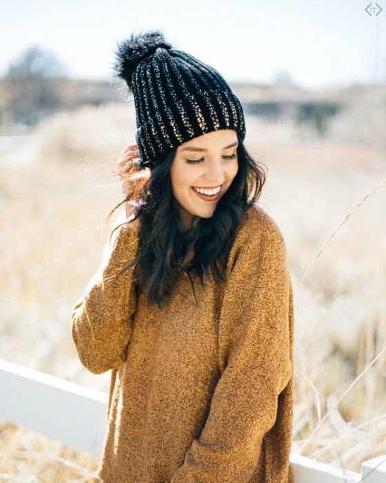 Cute and Chic Women's Winter Beanie Hats