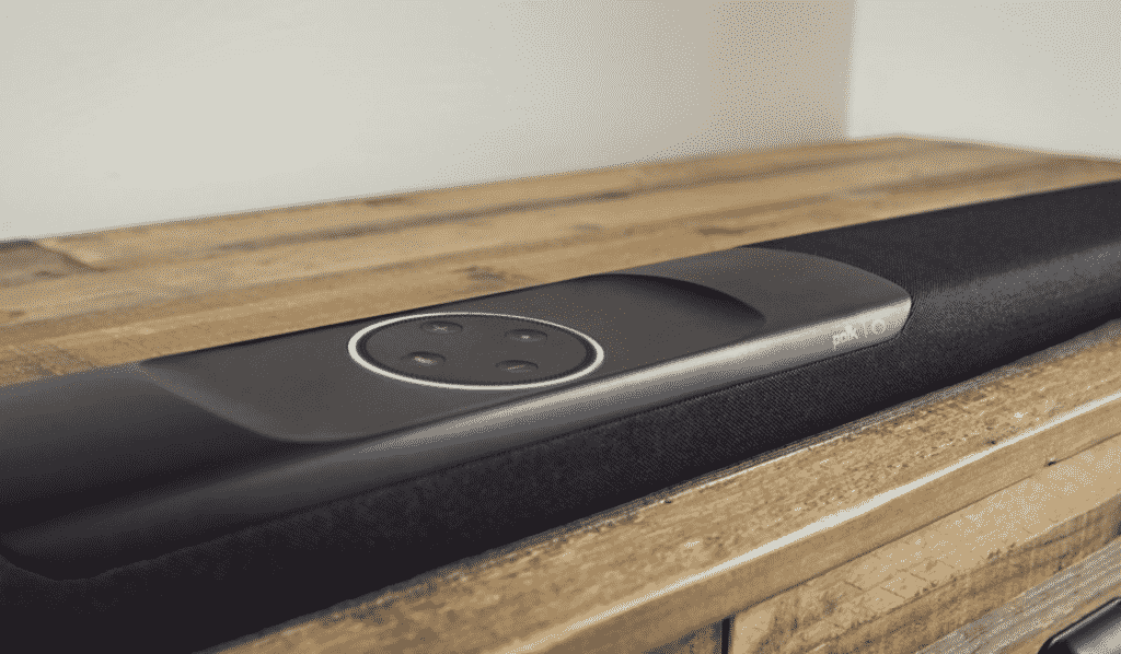 Smart Home Device Review - Polk Command Sound Bar With Built-In Amazon Alexa