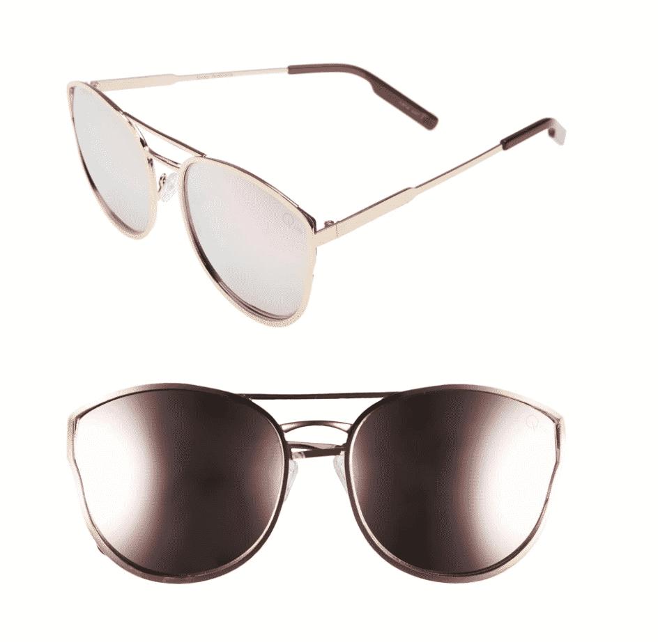 Cherry Bomb 60mm Sunglasses QUAY AUSTRALIA
