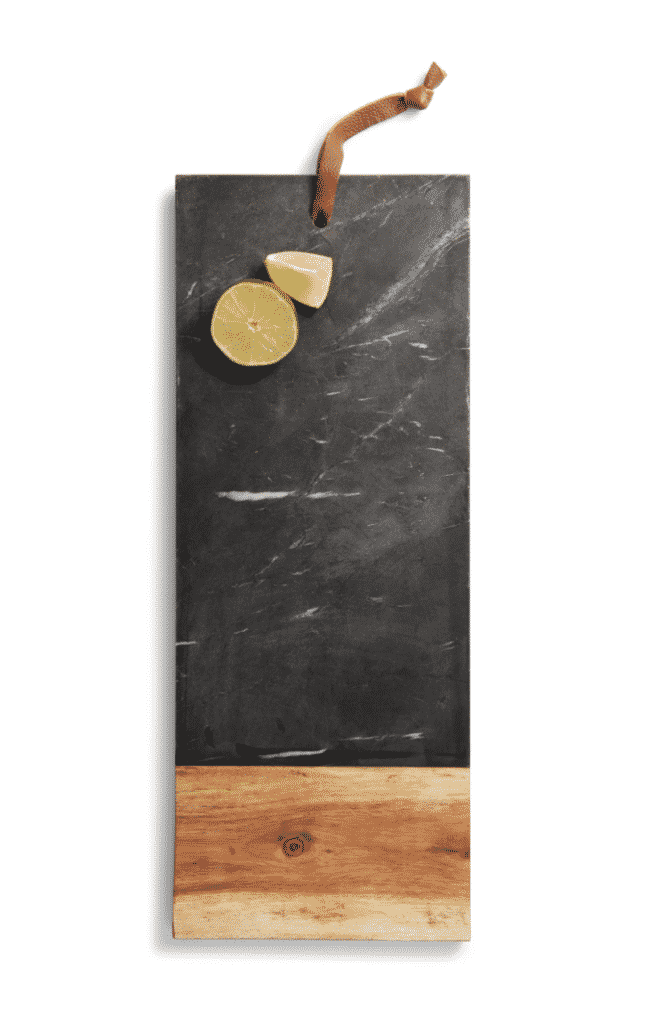slate cheese board