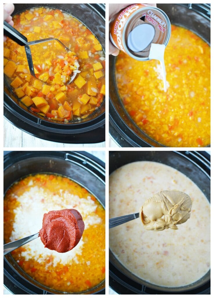 vegetarian slow cooker recipe