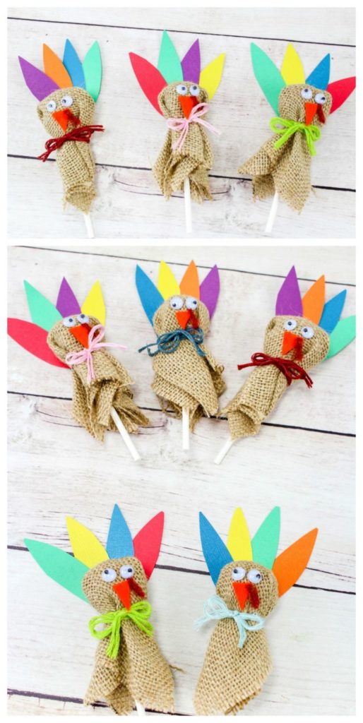 https://ladyandtheblog.com/2017/11/08/thanksgiving-turkey-diy-crafts-fun-fall-suckers/