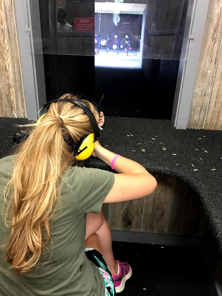 Woodloch Pines Shooting Range