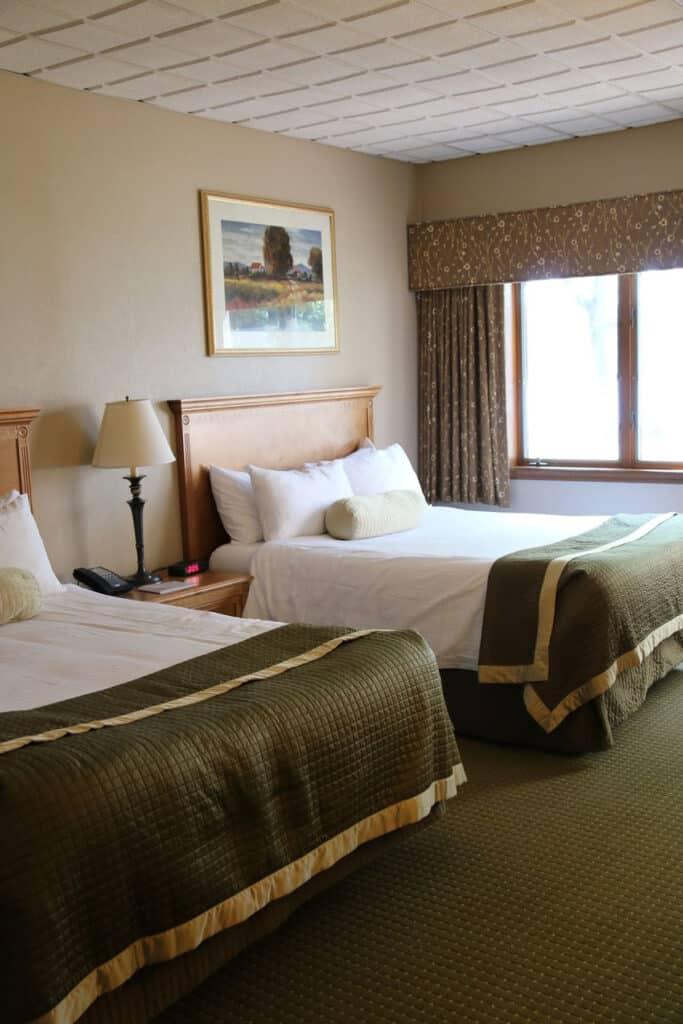 Woodloch Pines Resort Hotel Room Walkthrough