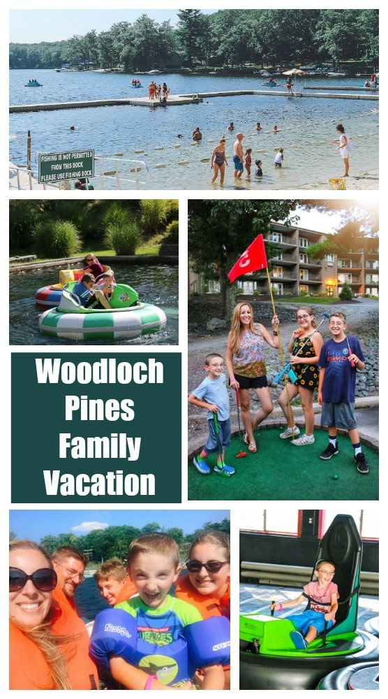 Woodloch Pines Resort Is Perfect For Your Next Family Vacation