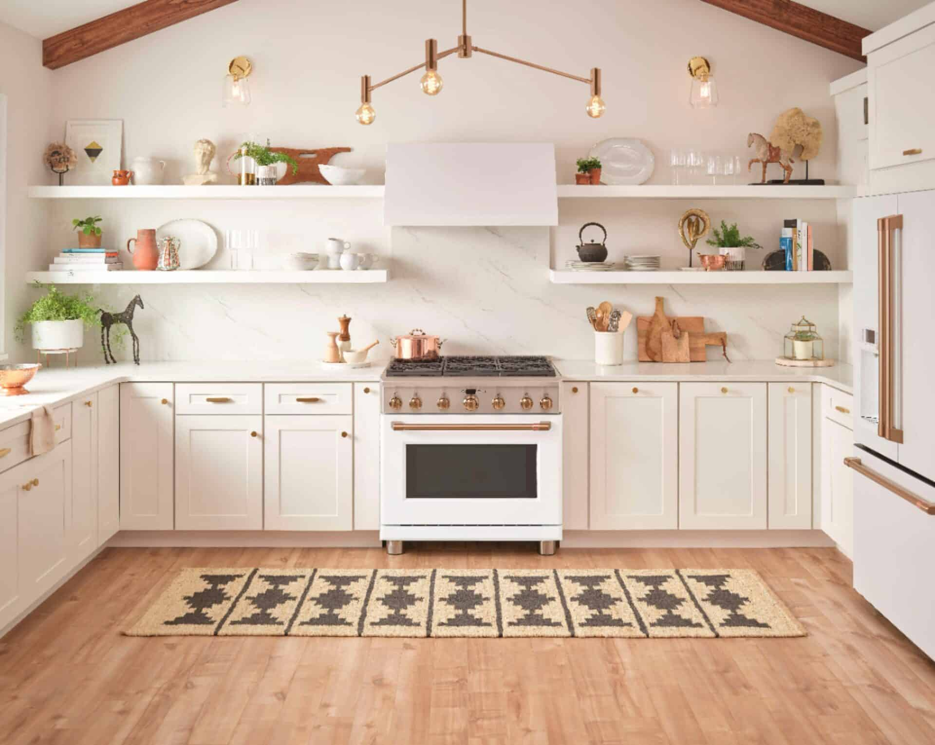 Upgrade Your Kitchen To The Next Level With The Cafe Matte Collection By GE