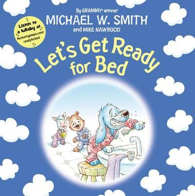 Let's Get Ready for Bed book cover