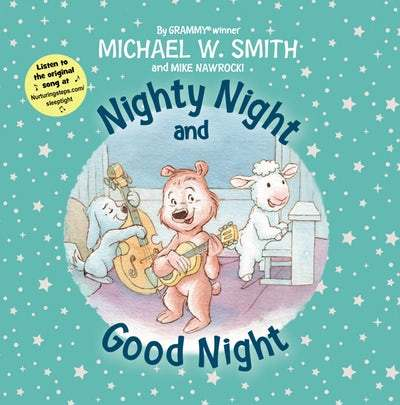 Nighty Night and Good Night Book Cover