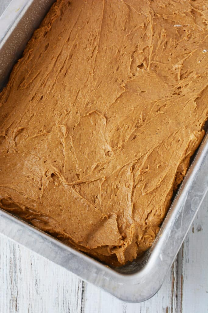 Pumpkin Spice Bars Recipe