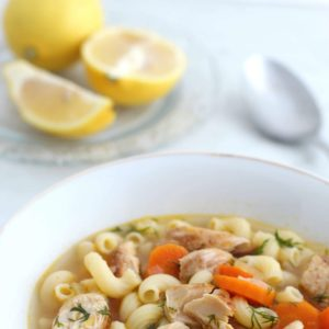 Chicken Noodle Soup Recipe - Just Like Grandma Used To Make