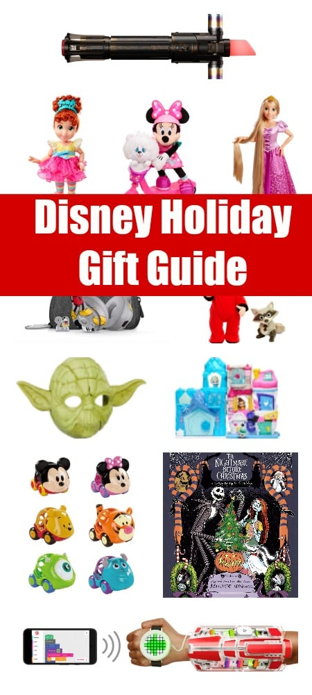Disney Holiday Gift Guide 2018 - Top Picks For Kids