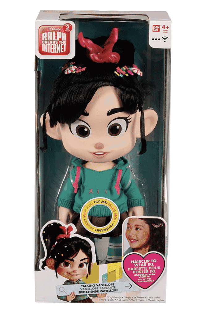 Ralph Breaks The Internet Toy Guide Holiday 2018 Lady