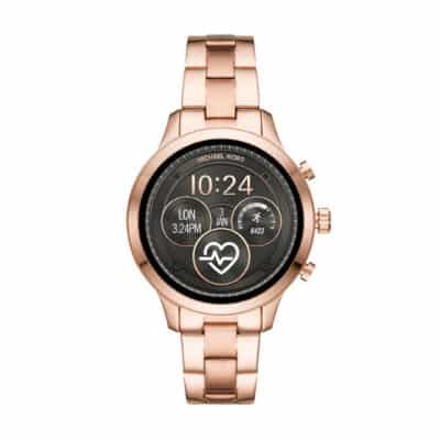 What Can I Do With My OS By Google Michael Kors Access Runway Smartwatch?