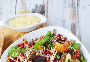 Hearty Winter Salad Recipe