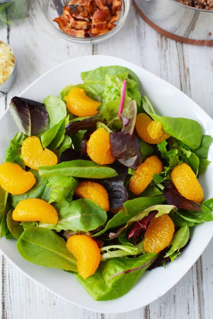 Hearty Winter Salad Recipe dinner ideas