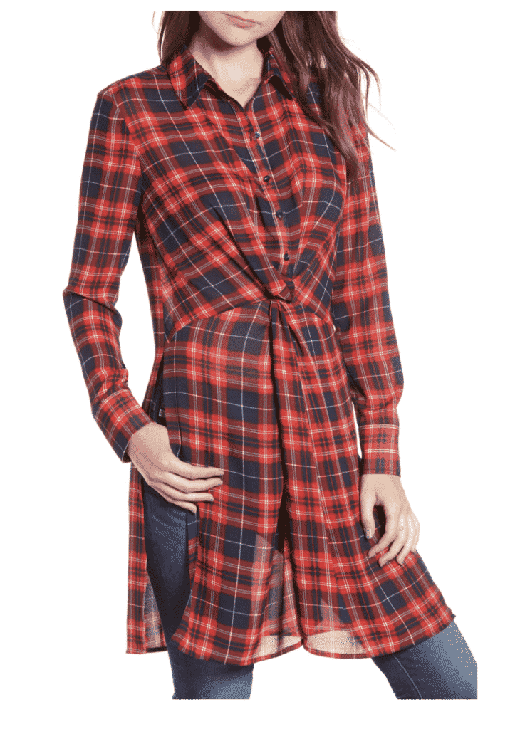 Crazy For Holiday Plaid - Seasonal Dresses For Under $50