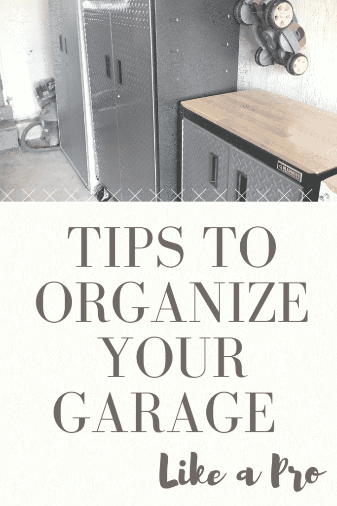 How To Organize Your Garage - Garage Storage Ideas