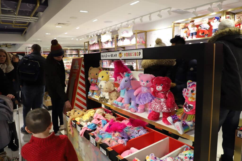 build a bear section workshop in FAO