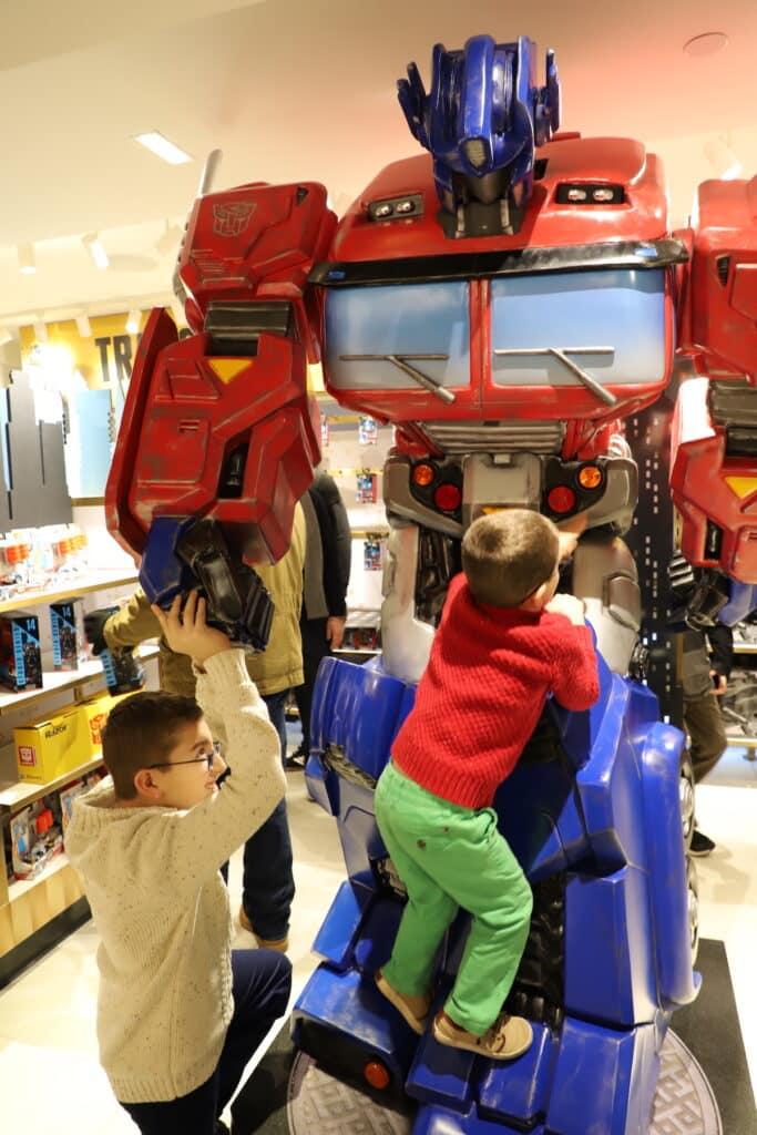 transformers in FAO