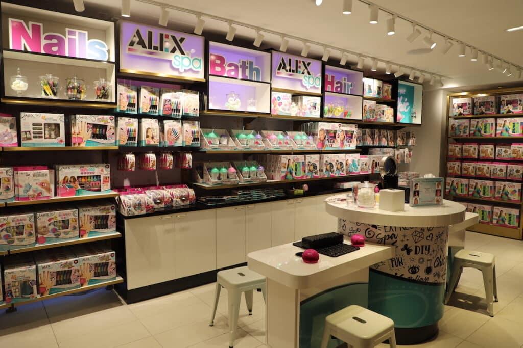 Alex spa nails