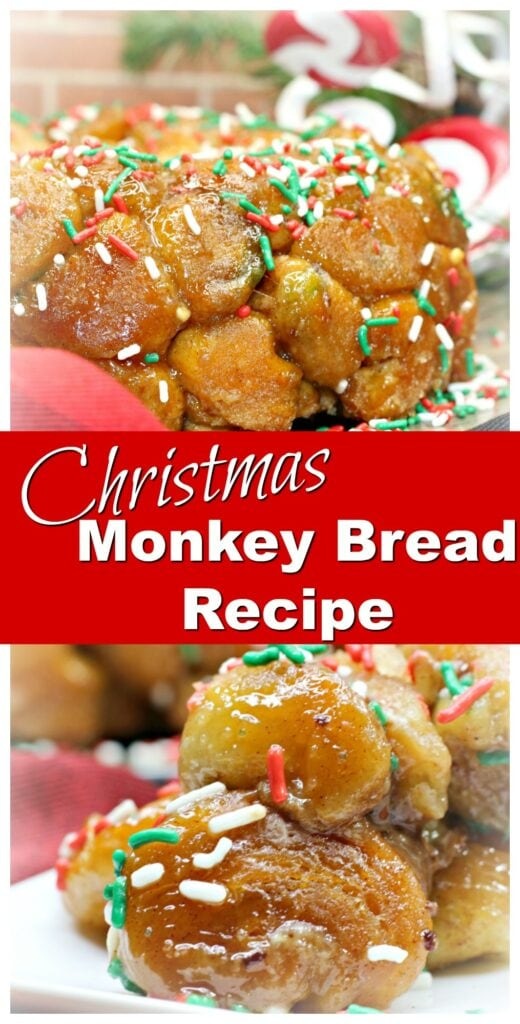 Christmas Monkey Bread Recipe - Holiday Favorite