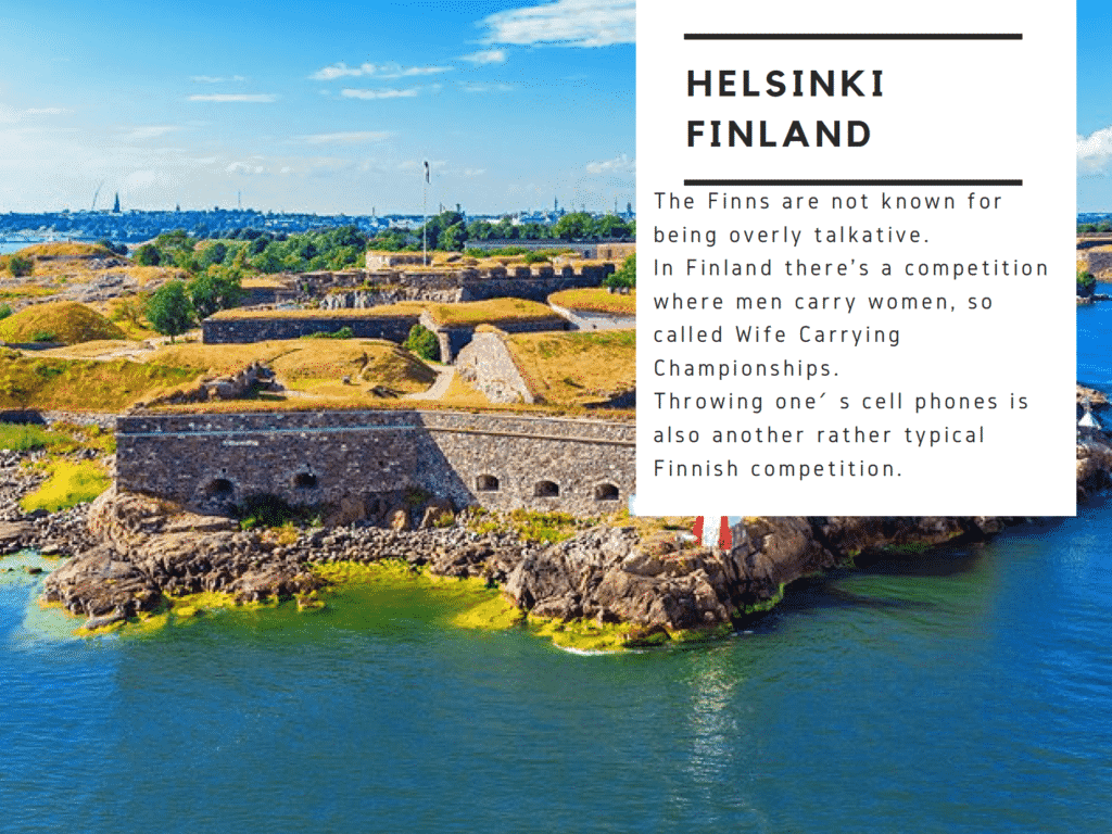 Things to Know About Helsinki Finland