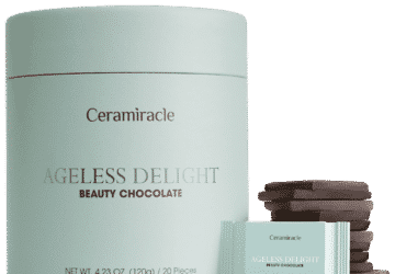 Ceramiracle Ageless Delight - Chocolate Beauty Supplement