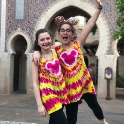 Disney Matching T Shirts
