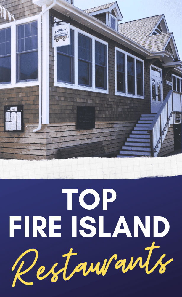fire island restaurants