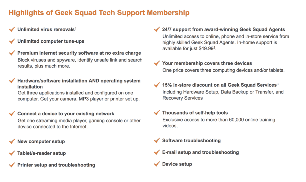Total Tech Support Service Powered By Geek Squad Available