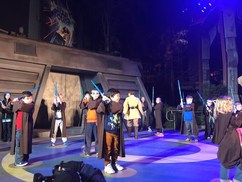 Jedi Training Sign Up