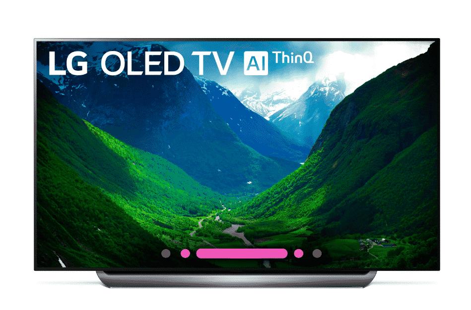 LG OLED TV 77