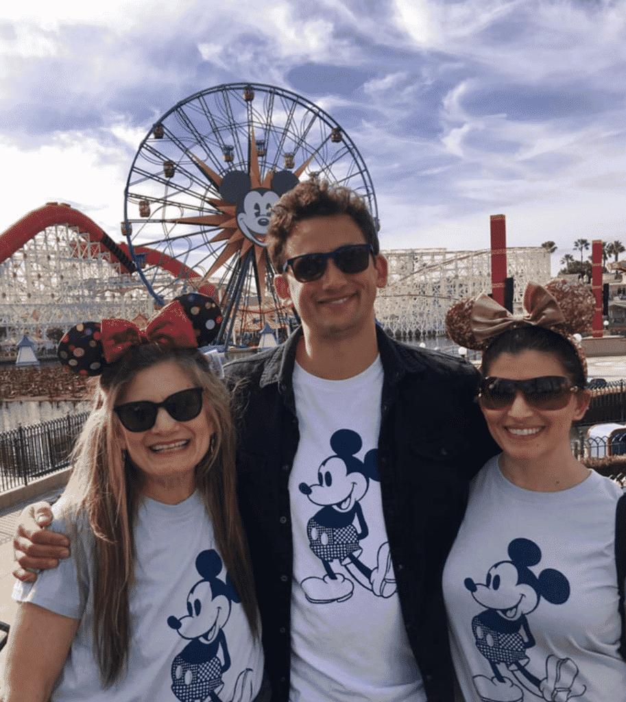 Disney Land Ferris Wheel