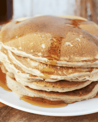 Healthy Pancake Recipes - How To Make Oatmeal Pancakes