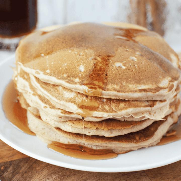 Healthy Pancake Recipes - How To Make Oatmeal Pancakes