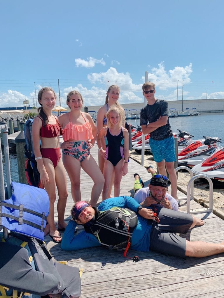 Adventures at Sea Jet Skis In Panama City Beach