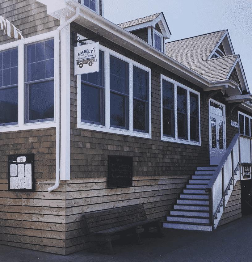 Rachel's Bakery Fire Island