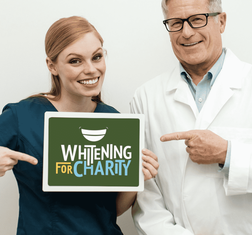 Smiles For Life - 100% Of Teeth Whitening Proceeds Donated To Charity