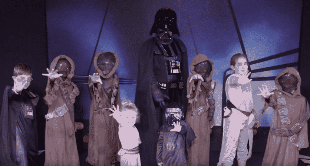 Star Wars Meet and Greet Disney World