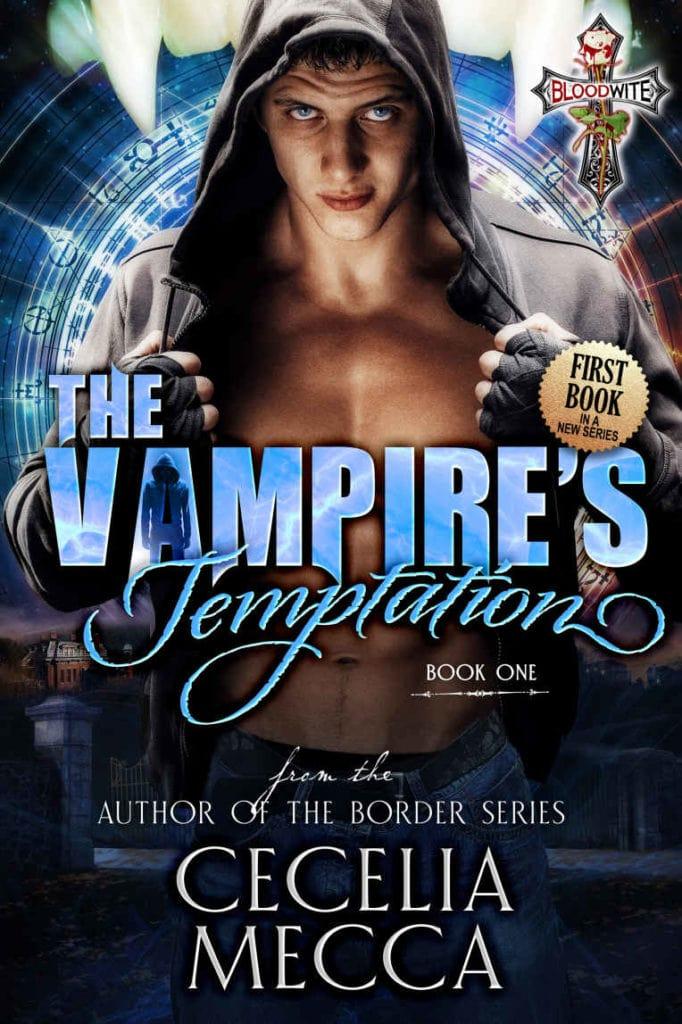 Vampire's Temptation Book Cover