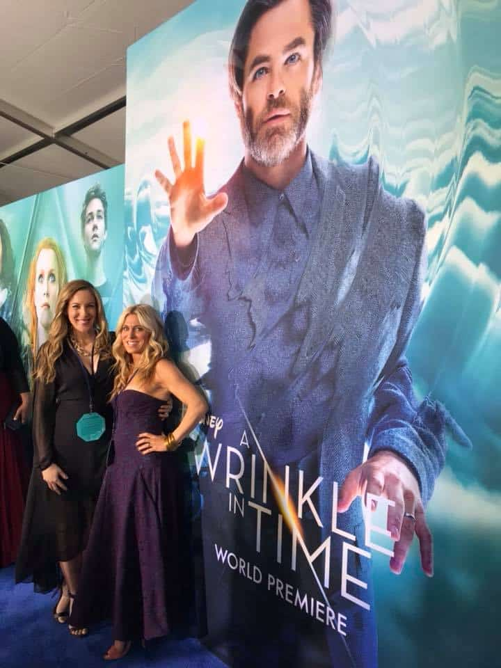 red carpet premiere of a wrinkle in time