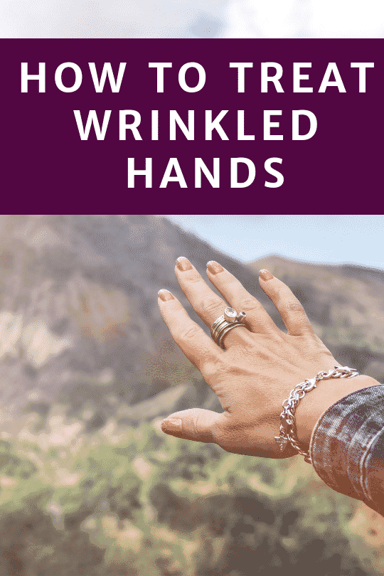 How To Treat Wrinkled Hands - 5 Beauty Treatments