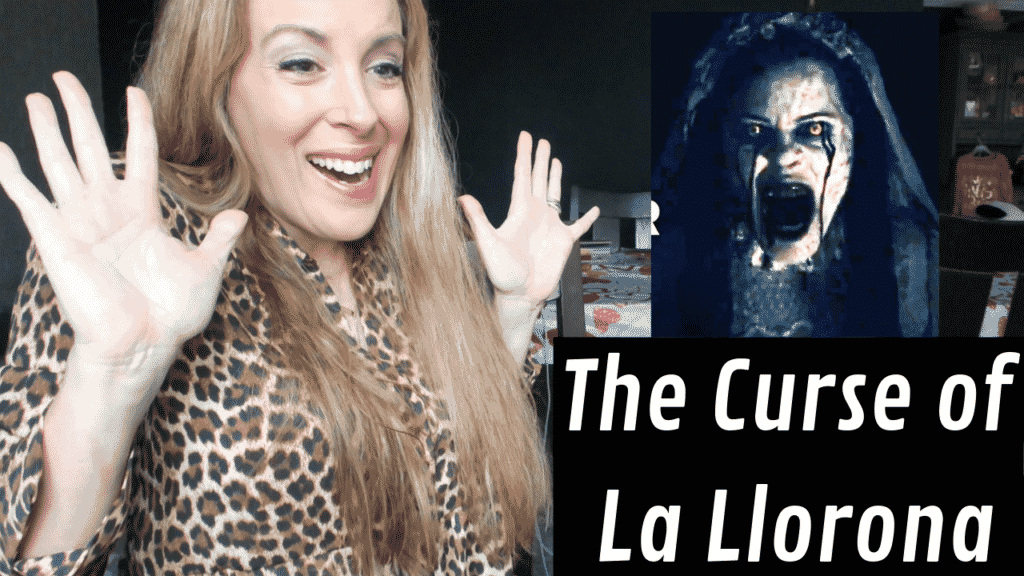 The Curse of La Llorona Trailer Reaction - Weeping Woman Horror Movies 2019