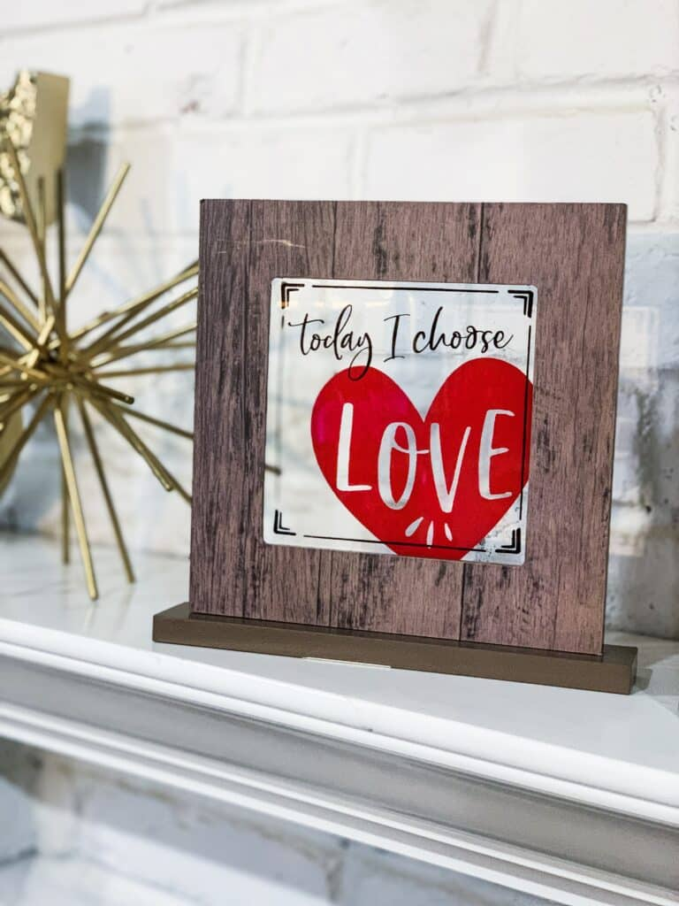 Valentine's Day Home Decor