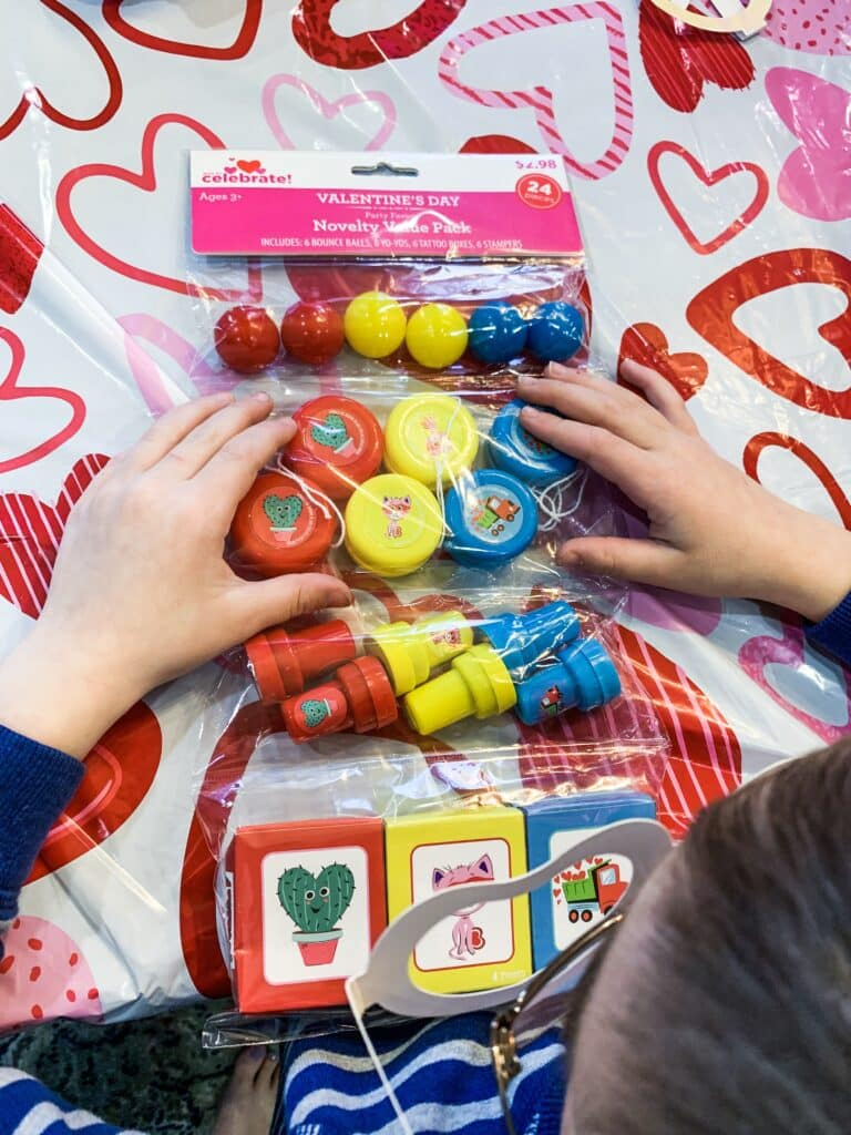 Valentine's Day card making kits