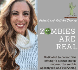 Zombies Are Real Podcast - Horror Podcast And Passion Project