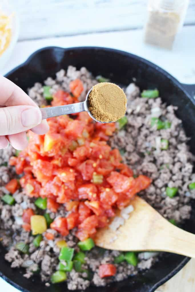 Taco Casserole bake Recipe
